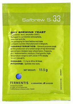 Fermentis S-33