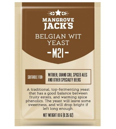 Mangrove Jacks Belgian Wit M21