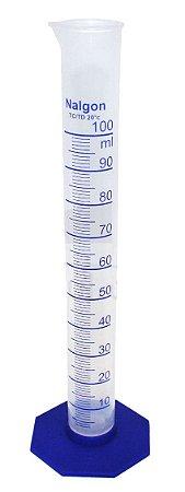 Proveta Plástica para Densímetro 100ml