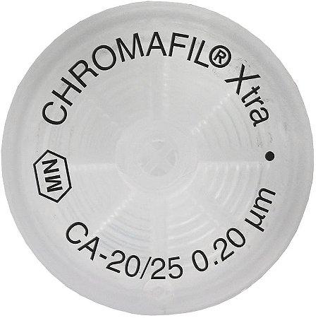 Filtro CHROMAFIL CA 25MM 0,20UM p/ Aerador Mosto