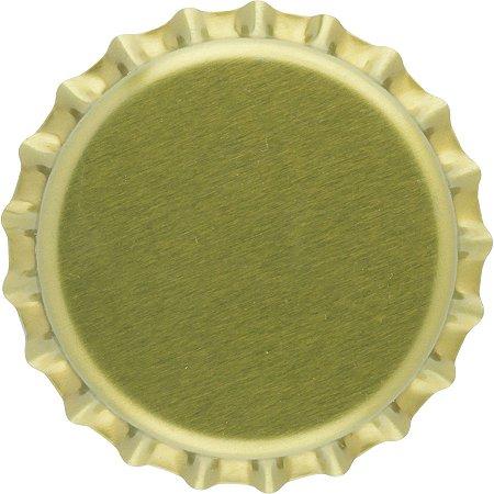 Tampinha Pry-off (50un) - Dourada