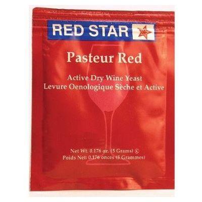 Red Star Pasteur Red p/ Vinho