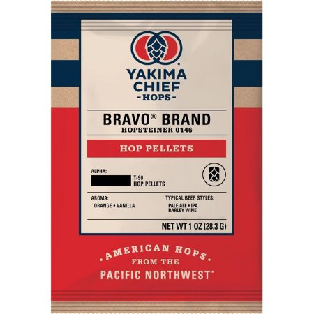 Lúpulo BRAVO Yakima Chief - 28,3g