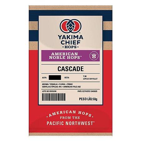Lúpulo YCH Hops American Noble CASCADE - 50g