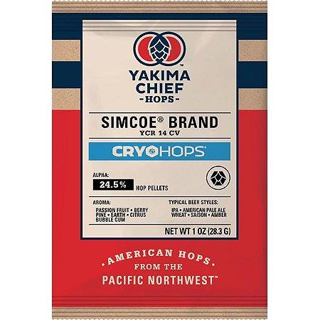 Lúpulo SIMCOE Yakima Chief CRYO HOPS - 25g