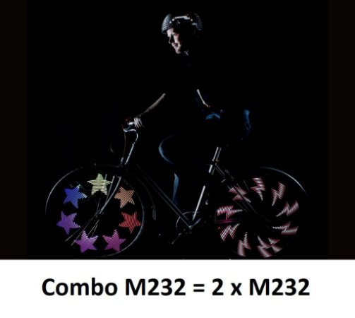 Combo  M232