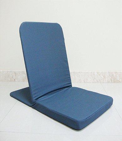 Cadeira De Meditação - Caminhos Do Yoga (Grafite)