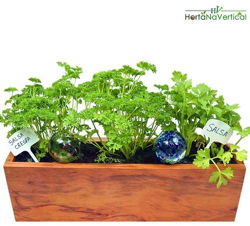 Vaso tipo Jardineira - de plantio direto *MADEIRA PREMIUM*