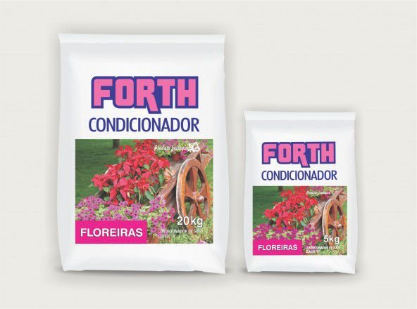 TERRA (Condicionador) para o plantio de Hortaliças e Jardins - 20KG - Pronto para o uso e já tratada!