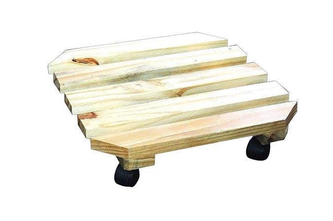 Suporte Vaso de chão Grande- 30cm x 30cm