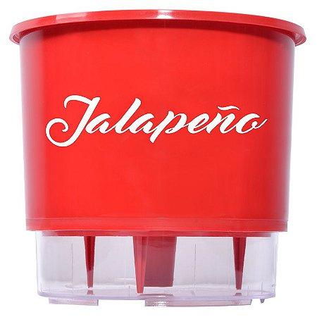 Vaso Auto Irrigável da linha pimenta - Jalapeno (unidade)