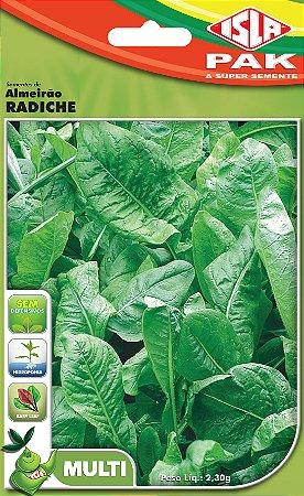 ALMEIRAO AMARELO (RADICHE) - Semente para sua horta - Isla Multi Pack