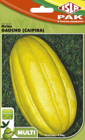 MELAO GAUCHO - Semente para sua horta - Isla Multi Pack