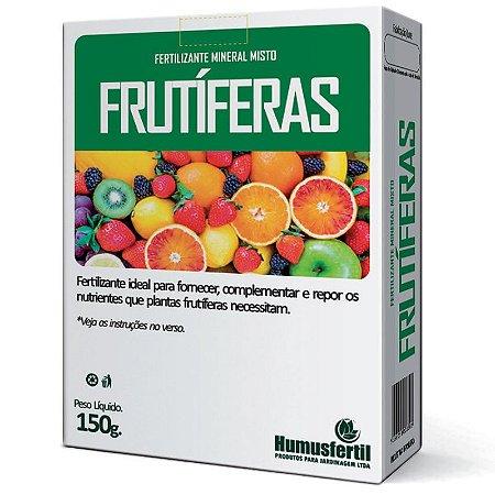 Fertilizante Mineral para Plantas Frutiferas - Humus Fertil - 150g