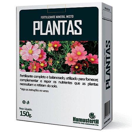 Fertilizante Mineral para Plantas - Humus Fertil - 150g
