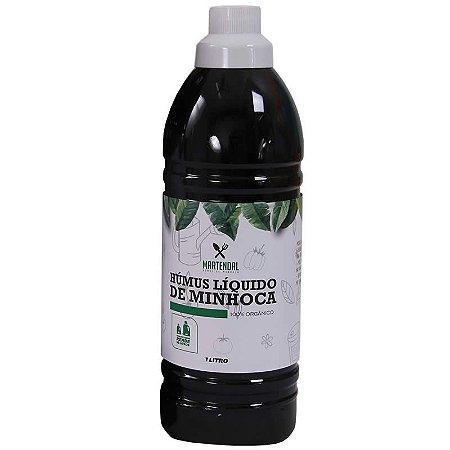 Húmus de Minhoca Liquido - Martendal - 1 Litro
