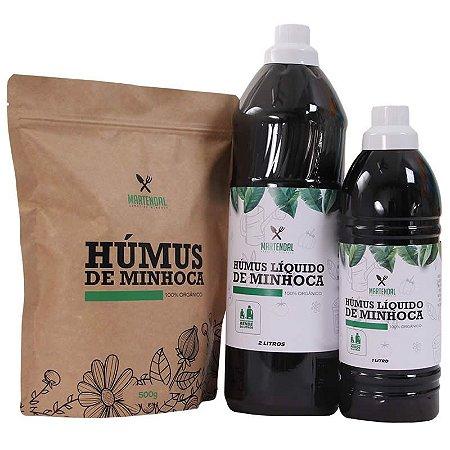 Húmus de Minhoca Liquido - Martendal - 2 Litros