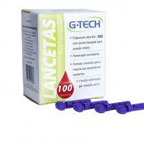 Lancetas para lancetador G TECH 100UN
