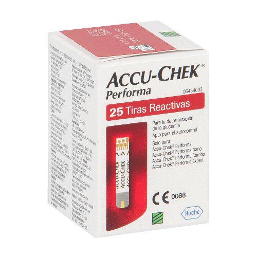 Tiras Accu-Chek Performa