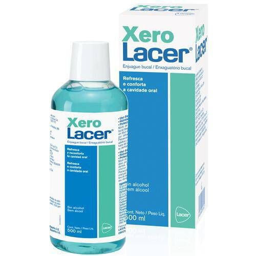 Xero Lacer Enxaguatório Bucal 500ml
