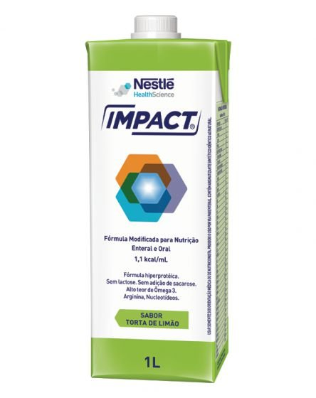Impact 1 Litro Embalagem Tetra square