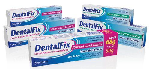 Dentalfix Creme Fixador para Dentaduras