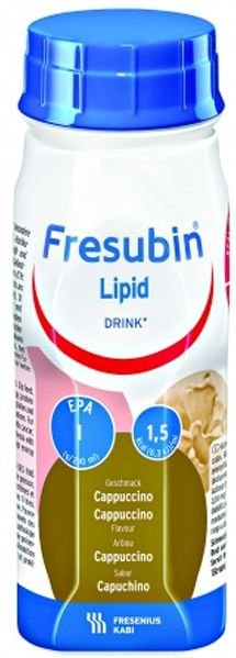 Fresubin Lipid Drink 1.5kcal/ml 200ml