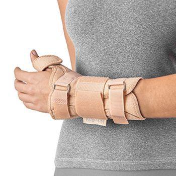 Órtese Comfort Plus para Punho e Polegar Curta  Mão Direita Hidrolight
