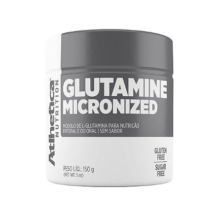 Glutamine Micronized  Atlhetica Evolution Series  venc. 10/21