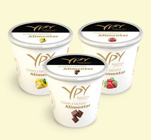 Complemento Alimentar YPY 60g /120ml - Venda apenas na loja Física