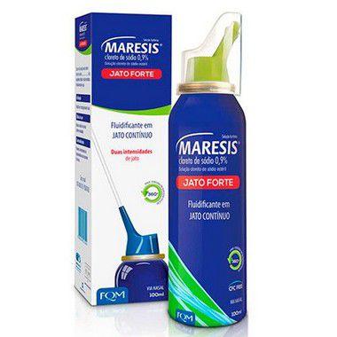 Maresis Jato Forte Spray Nasal 0,9%