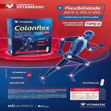 Colanflex Colágeno Tipo II 60CAPS
