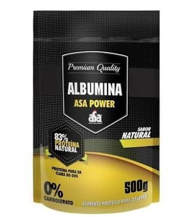 Albumina Power 500g - ASA