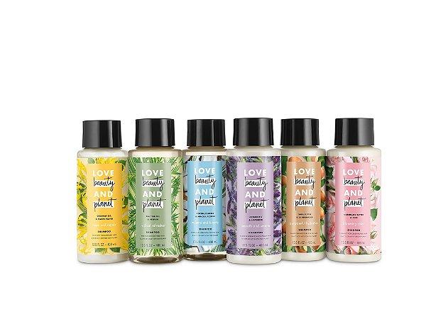 Shampoo Love Beauty And Planet