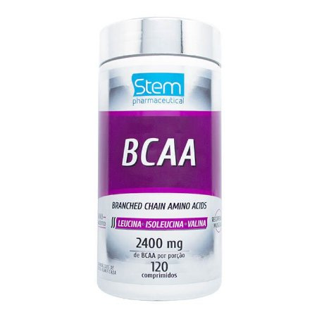 BCAA Stem 2400mg 120 Comprimidos