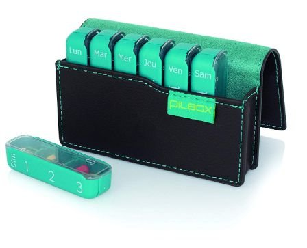 Porta Comprimidos MINI V3 Pilbox Liberty