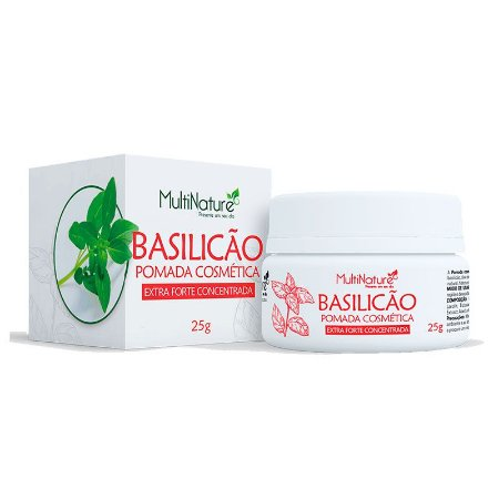 Basilicão Pomada 25g Multinature