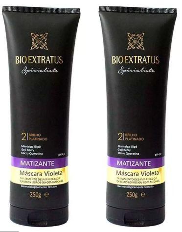 Máscara Matizante Bio Extratus