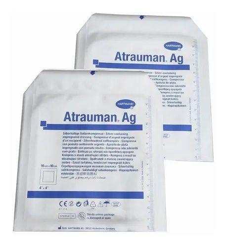 Atrauman  AG 10X10 cm  curativo