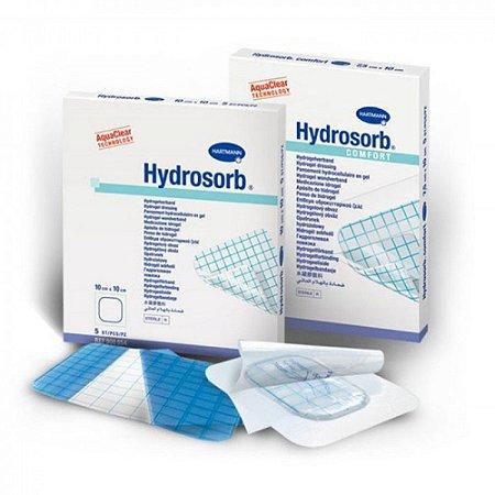 Hydrosorb 10 X 10 cm 1un Curativo