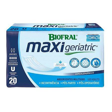 ABS GER MAXI GERIATRIC BIOFRAL 20UN
