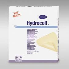 Hydrocoll 20cmx 20cm curativo 1un