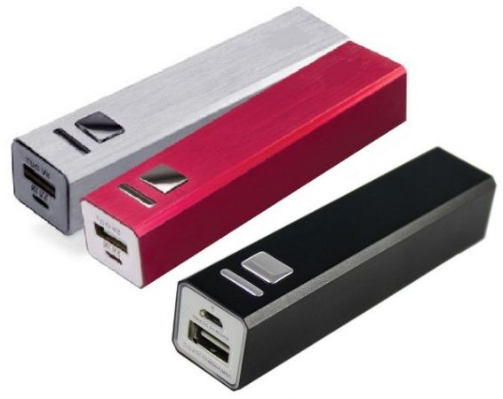 POWER BANK METAL - PW002