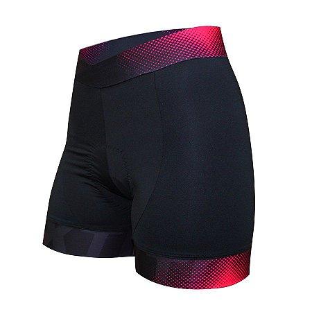 Short de ciclismo feminino SportXtreme Active Iris