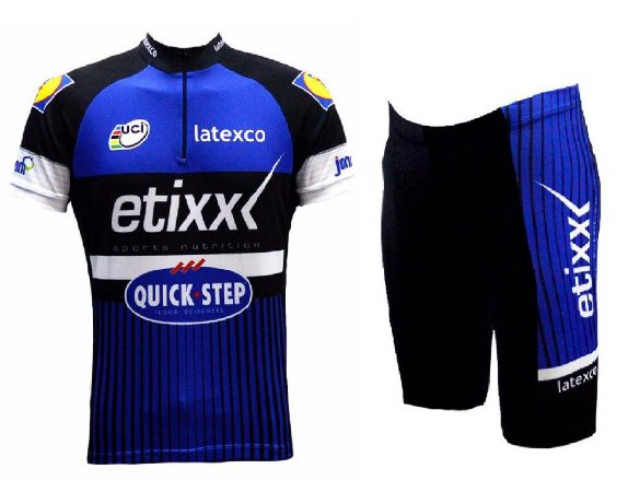 Conjunto de ciclismo Etixx - ERT Cycle Sport