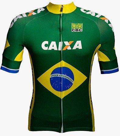 Camisa de ciclismo Elite Seleção Brasileira - ERT Cycle Sport