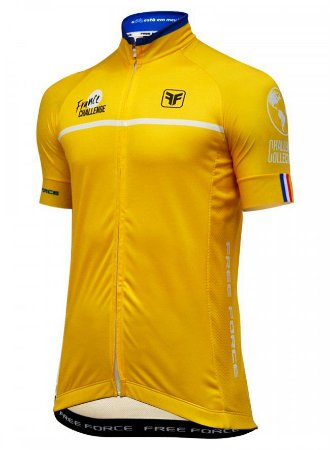 Camisa de ciclismo Tour de France - Free Force