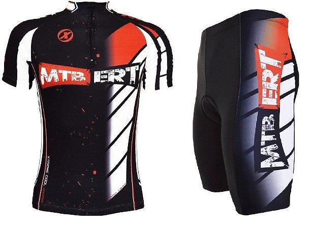 Conjunto de ciclismo MTB - ERT Cycle Sport - Roupas para ciclismo ... e1eaa61a36