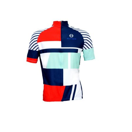 Camisa de ciclismo Advanced Europe - ERT Cycle Sport