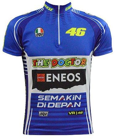 Camisa de ciclismo Valentino Rossi - ERT Cycle Sport